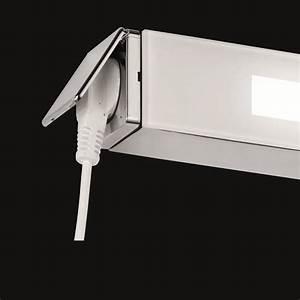 Spiegellampe Mit Steckdose : badezimmer spiegelleuchte badezimmer spiegelleuchte mit zugschalter und steckdose wohnlicht ~ Buech-reservation.com Haus und Dekorationen