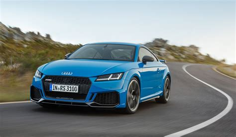 2019 audi tt rs refined with of updates