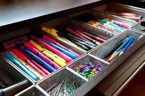 Office Supplies Organization by An Obsession With Office Supplies
