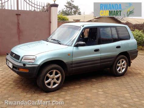 Used Toyota Suv 1995 1995 Toyota Rav4 (europe) Rwanda