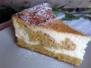 Kse Mhren Kuchen Mit Haselnssen Backen Torten