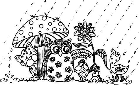 april coloring pages  coloring pages  kids