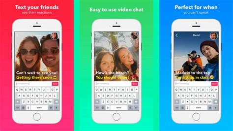 yahoo launches livetext video texting app    important