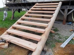 Escalier Bois Pas Cher : escalier piscine hors sol pas cher escalier la voie ~ Premium-room.com Idées de Décoration