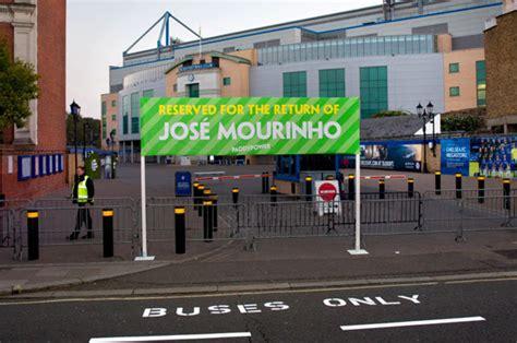 chelsea  man united jose mourinho  parking space
