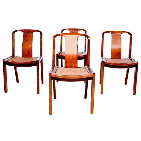 Set Of Four Dining Chairs After Baker For Sale At 1stdibs