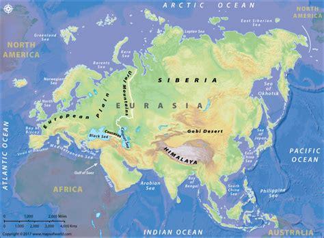 map  eurasia answers