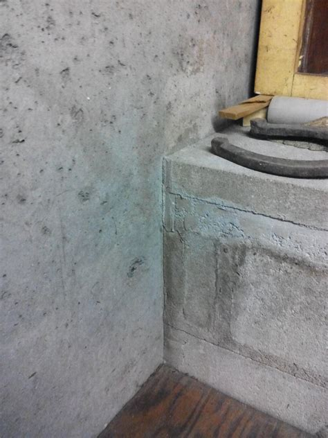 foundation   Handling basement water infiltration behind