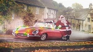CHRISTMAS FEATURE 10 Christmas Cars Santa Claus Would
