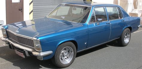 Opel Diplomat by Opel Diplomat Stubborns To Survive