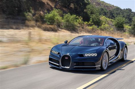 On The Road With Bugatti Chiron