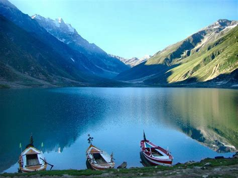 lake saiful muluk beauty  pakistan world  travel