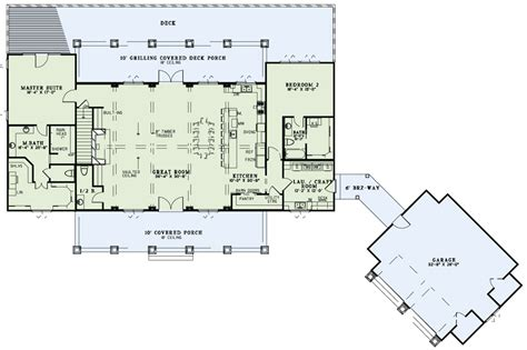 great room house plans one rustic ridge collection house plan 1451 chesapeake grove