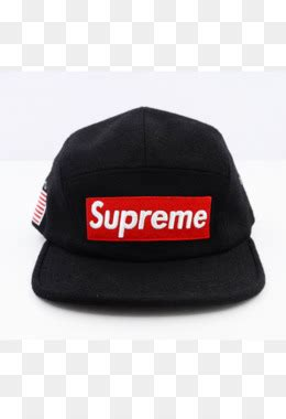 baseball cap hat supreme headgear supreme png