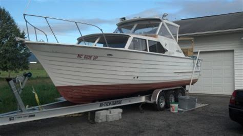 Chris Craft Wooden Boats For Sale By Owner by Boats For Sale By Owner 1966 28 Foot Chris Craft Sea