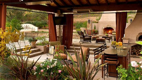 Ideas For Outdoor Rooms
