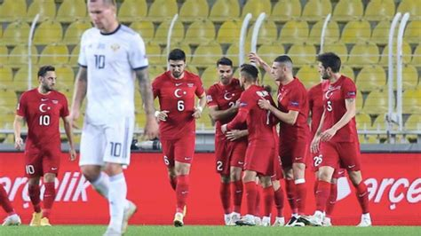 Turkey beat Russia while Italy win over Poland in UEFA ...
