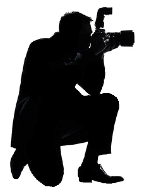 13276 photographer silhouette png photography png transparent photography png images pluspng