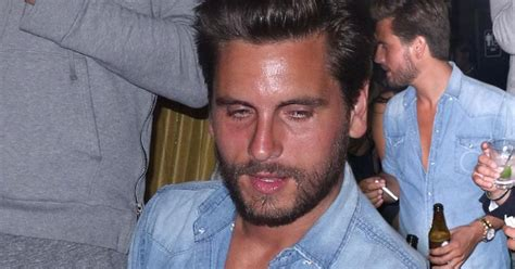 Scott Disick Rushed To The Hospital After Taking A Bad Mix ...