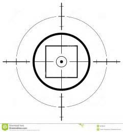 Gun Sight Vector
