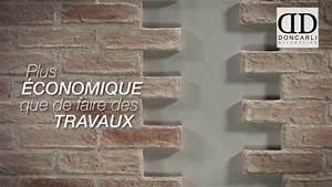 Panneaux Resine Imitation Pierre : pr sentation de nos panneaux d coratifs en polyur thane de marque panespol youtube ~ Melissatoandfro.com Idées de Décoration