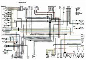 Cb650 1983 Honda Wiring Diagram