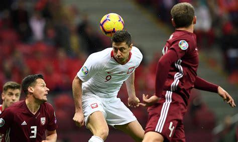 Polija nosauc kandidātus pirms spēles Rīgā; sastāvā arī Levandovskis - LV futbols - Futbols ...