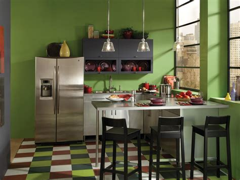 best colors to paint a kitchen ideas from hgtv hgtv