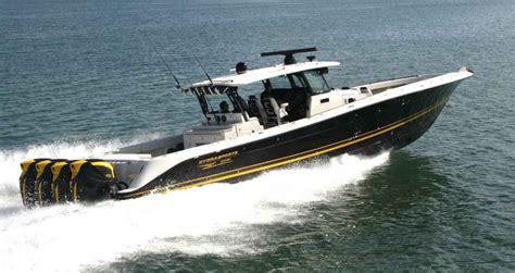 Hydrasport Boats by Hydra Sports 5300 Fiskeb 229 T Med 4 X 627 Hk