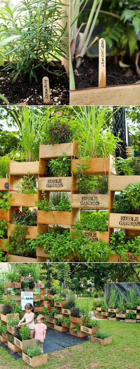 Vertical Garden Diy Ideas by 20 Cool Vertical Gardening Ideas Hative