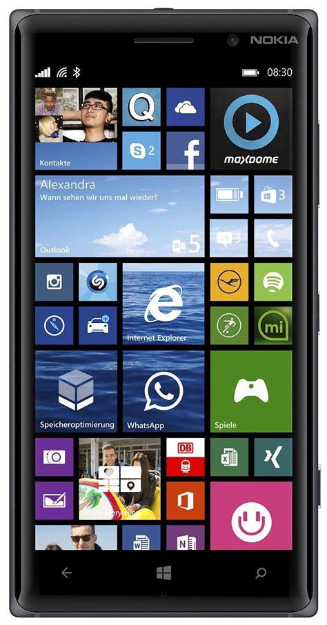 nokia lumia 830 smartphone 5 zoll schwarz de elektronik electronics smartphone