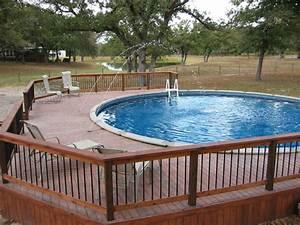 Hors Sol Pas Cher Piscine : le piscine hors sol en bois 50 mod les ~ Melissatoandfro.com Idées de Décoration