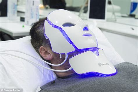 blue light treatment aftercare why does paul pogba swear by the led opera mask daily