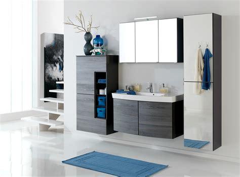 Mit Waschtisch Und Spiegelschrank