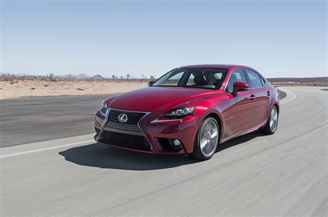 lexus is250 2014 lexus is 250 awd first test motor trend