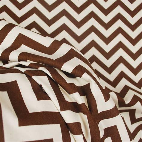 Zig Zag Upholstery Fabric by Zig Zag Brown Chevron Fabric Traditional