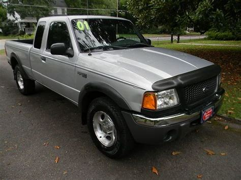 ford ranger 4 door purchase used 2001 ford ranger xlt extended cab 4