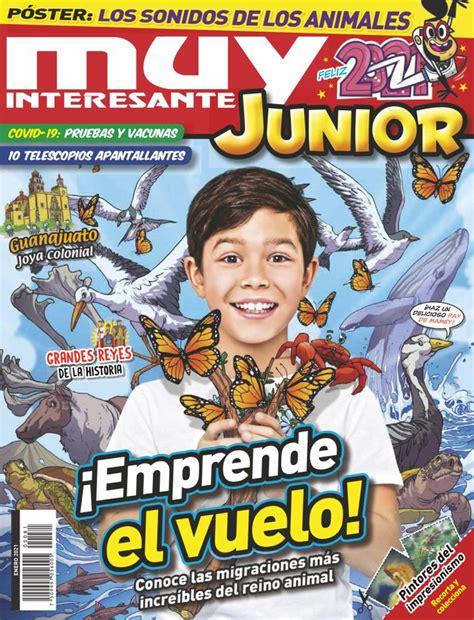Muy Interesante Junior Mexico Magazine (Digital ...
