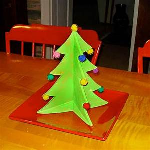 Christmas, Table, Centerpiece, Craft, For, Kids