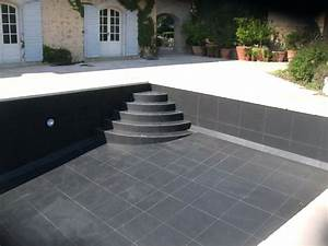carrelage tour de piscine pas cher a socialfuzzme With carrelage tour de piscine