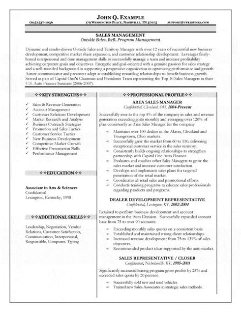 doc 638825 curriculum vitae sle sales executive free