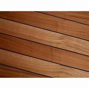 Bretter Gehobelt 24 Mm : 24 x 110 mm mahagoni sapeli terrassendielen allseitig gehobelt glatt ~ Eleganceandgraceweddings.com Haus und Dekorationen