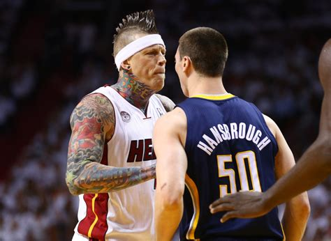 Chris 'birdman' Andersen Suspended For Game 6  The Source