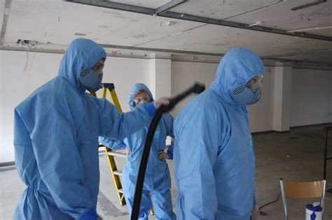 mg environmental asbestos training