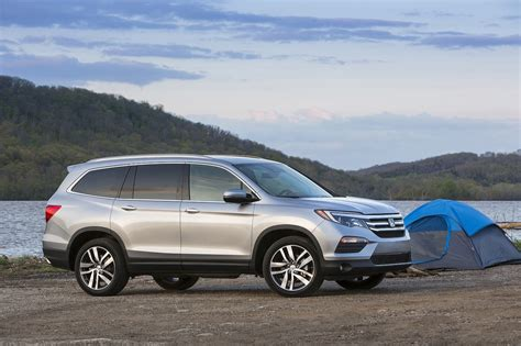 2017 Honda Pilot Reviews And Rating