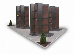 Gartenschrank Für Den Außenbereich : urnenbestattungssysteme f r den au enbereich v p friedhofskonzepte gmbh ~ Frokenaadalensverden.com Haus und Dekorationen