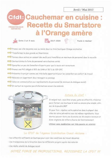 recette cauchemar en cuisine orange cauchemar en cuisine recette du smartstore à l