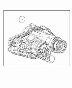 2014 Jeep Grand Cherokee Transfer Case