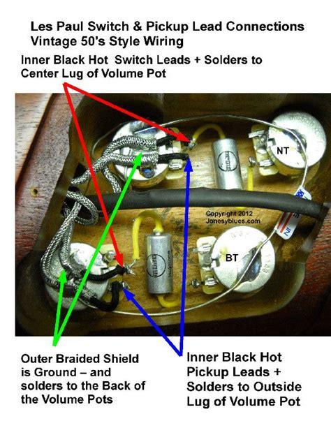 jonesyblues les paul wiring tips diy like les paul guitars and guitar
