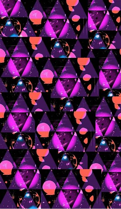 Crazy Colorful Backgrounds Wallpapers Pattern Neon Abstract
